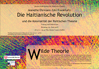 Poster: Wilde Theorie #20